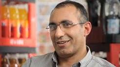 Ali Kayvar, Kiosk-Besitzer