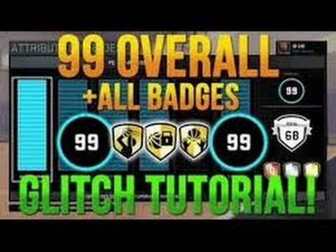 NBA 2K16 *NEW* Instant 99 Overall w/ All Gold Badges Glitch