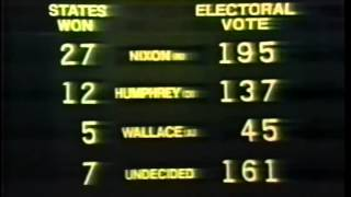 Election Night 1968 NBC Part 11
