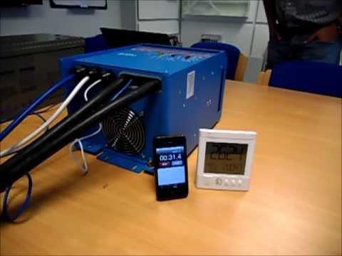 lithium battery test versus gel youtube. Black Bedroom Furniture Sets. Home Design Ideas