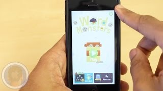 """""""Word Monsters"""" Is A New Head-To-Head Word Puzzler From Angry Birds Developers [App Review]"""