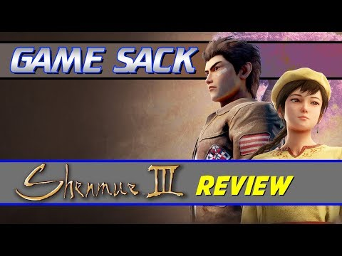 Shenmue 3 - The Review - Game Sack
