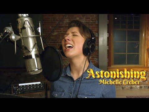 ASTONISHING  music video  Michelle Creber playing Jo in Little Women