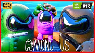 AMONG US 3D - MINI CREWMATE REVENGE #13