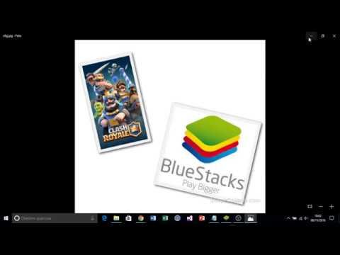 Come scaricare Blustacks 2, Clash royale e Clash of Clans per Windows