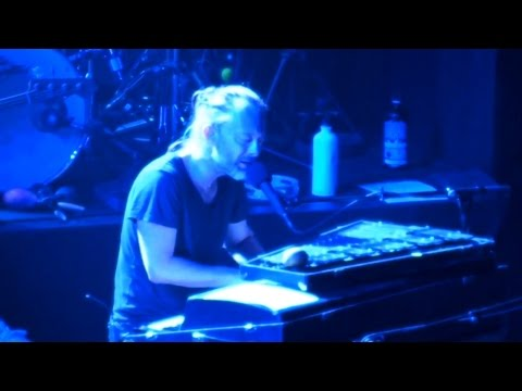 Radiohead - True Love Waits - 8/4/16 -[Multicam/Tweaks]- The Shrine - LA - (2nd Time Played in 2016)