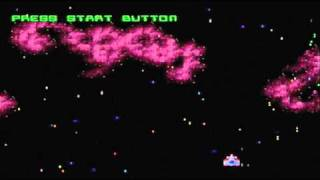 Ridge Racer Revolution - Galaga Loading Stage - All 40 hits (HD 1080p)