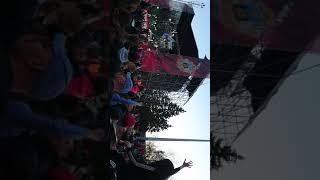 Градусы - голая, 14.04.18 Донецк, открытый концерт