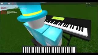Say Something - Big World | Roblox Virtual Piano