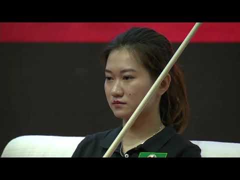 Chen Siming V Han Yu - Semi Final【2019 World 9 Ball Championship China Open】