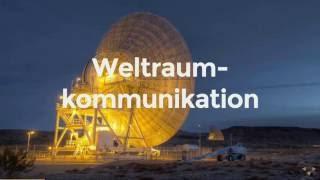 "Lars ""Pylon"" Weiler (DC4LW): Weltraumkommunikation"