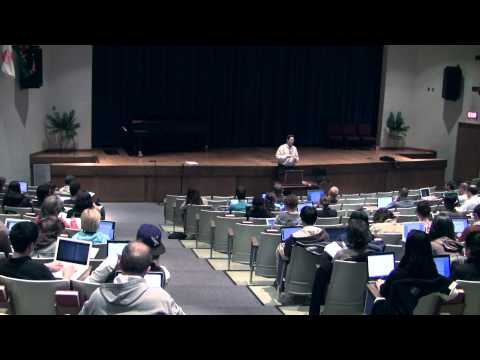 Dr. Ed Welch – Do you become a different person when you counsel?