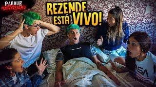 REZENDE VOLTOU A VIDA!! - PARQUE MISTERIOSO #23 [ REZENDE EVIL ]