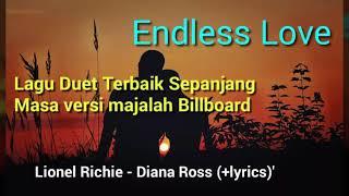 Endless Love - Lionel Richie (+lyrics-) & Diana Ross