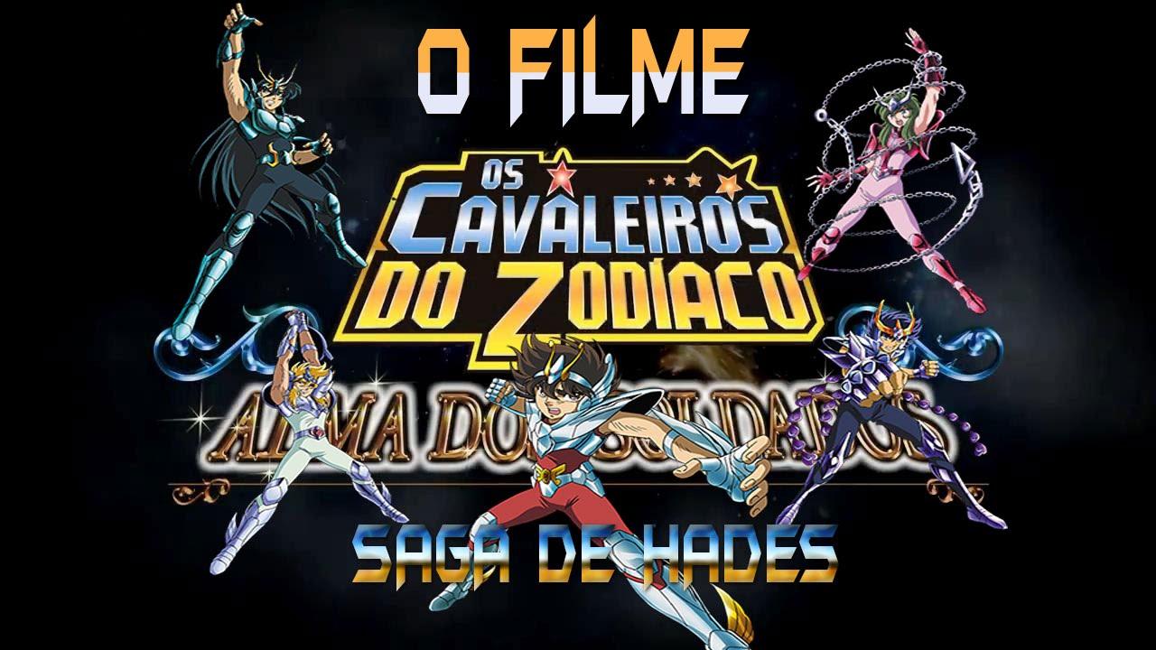 Filme Hades regarding cavaleiros do zodíaco - alma dos soldados - saga de hades o filme
