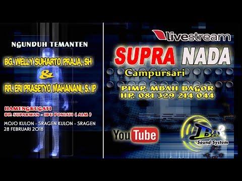 Live Streaming//SUPRA NADA//BAP SOUND// DIAN PICTURES//LIVE MOJO KULON - SRAEN