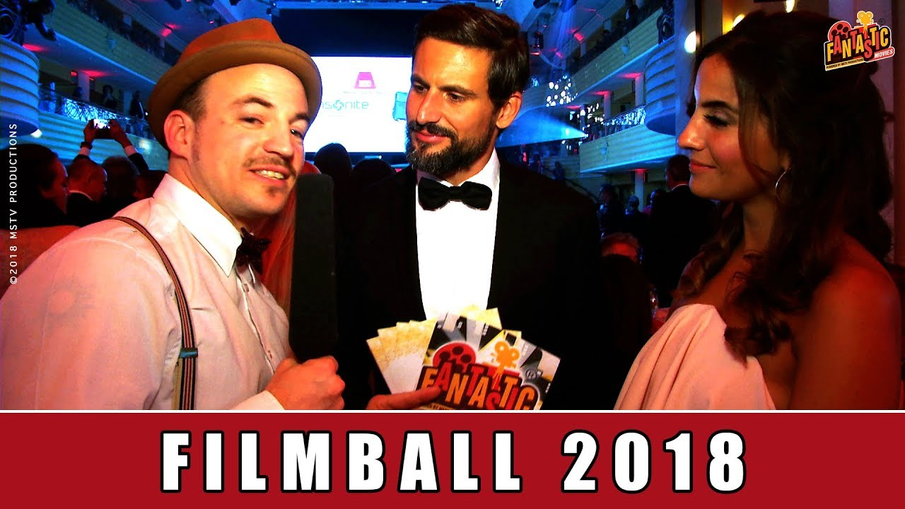 45. Deutscher Filmball 2018 | Highlights | Pläne der Promis | Tom von der Isar