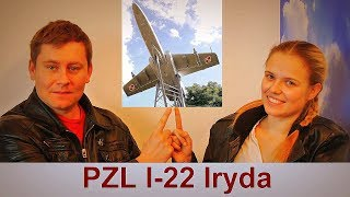 Video PZL I-22 Iryda trainer jet history [Vinateg Sky] download MP3, 3GP, MP4, WEBM, AVI, FLV April 2018