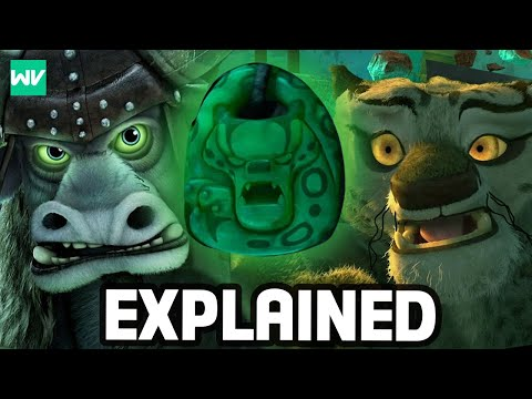 Did Kai Take Tai Lung's Chi?   Kung Fu Panda Explained