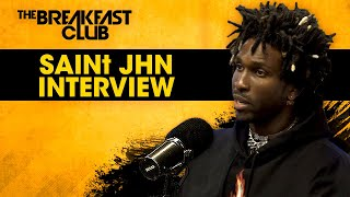 SAINt JHN Speaks On Original Music, Writing Camps For Rihanna, Seduction + More