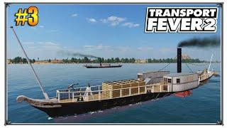 Transport Fever 2 | Супер Заработок на Rigi | S04 #3 (жд игры)