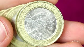 Centenary Coins £500 £2 Coin Hunt #28 [Book 3]