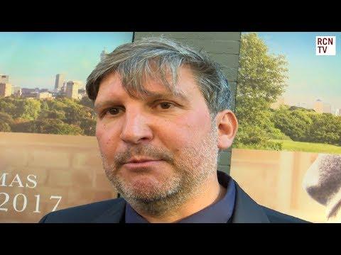 Director Joel Hopkins Interview Hampstead Premiere