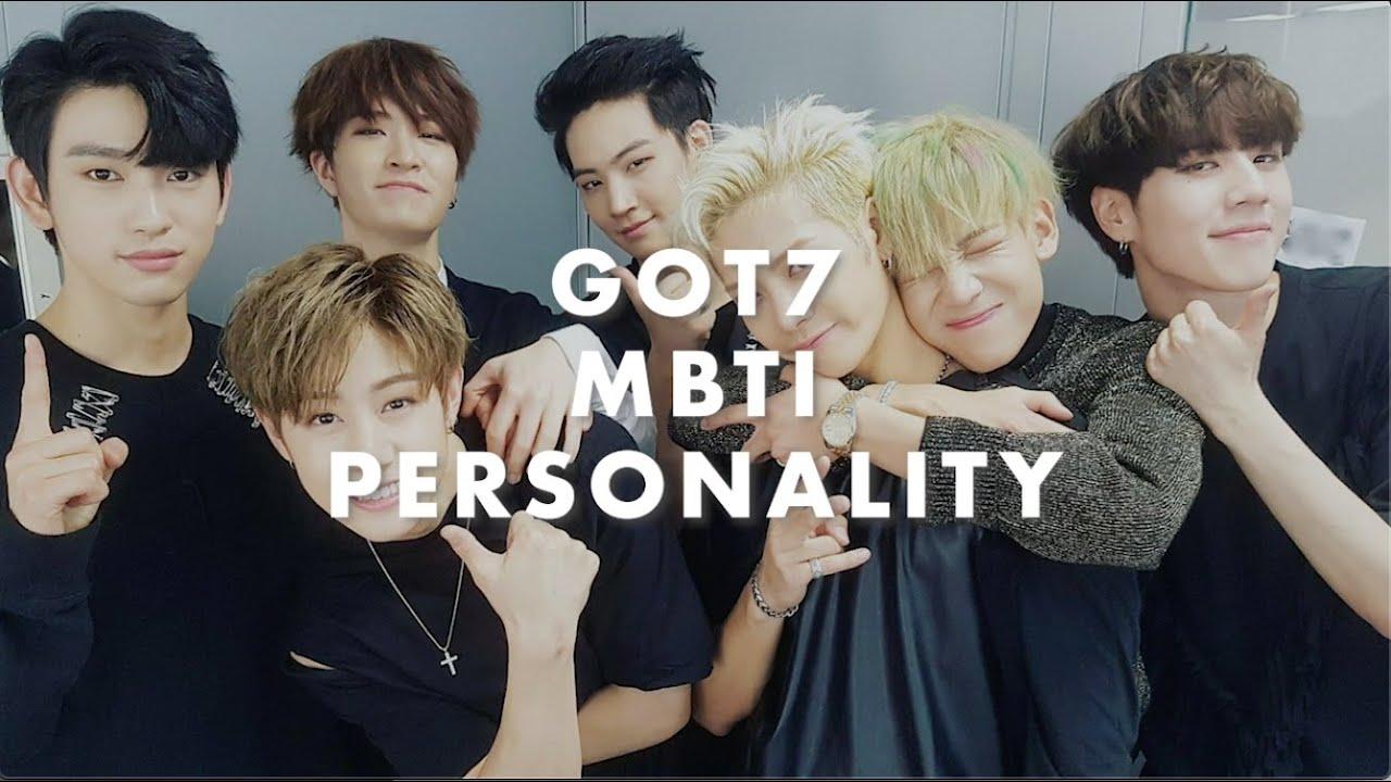(ENG SUB) GOT7 MBTI Personalities