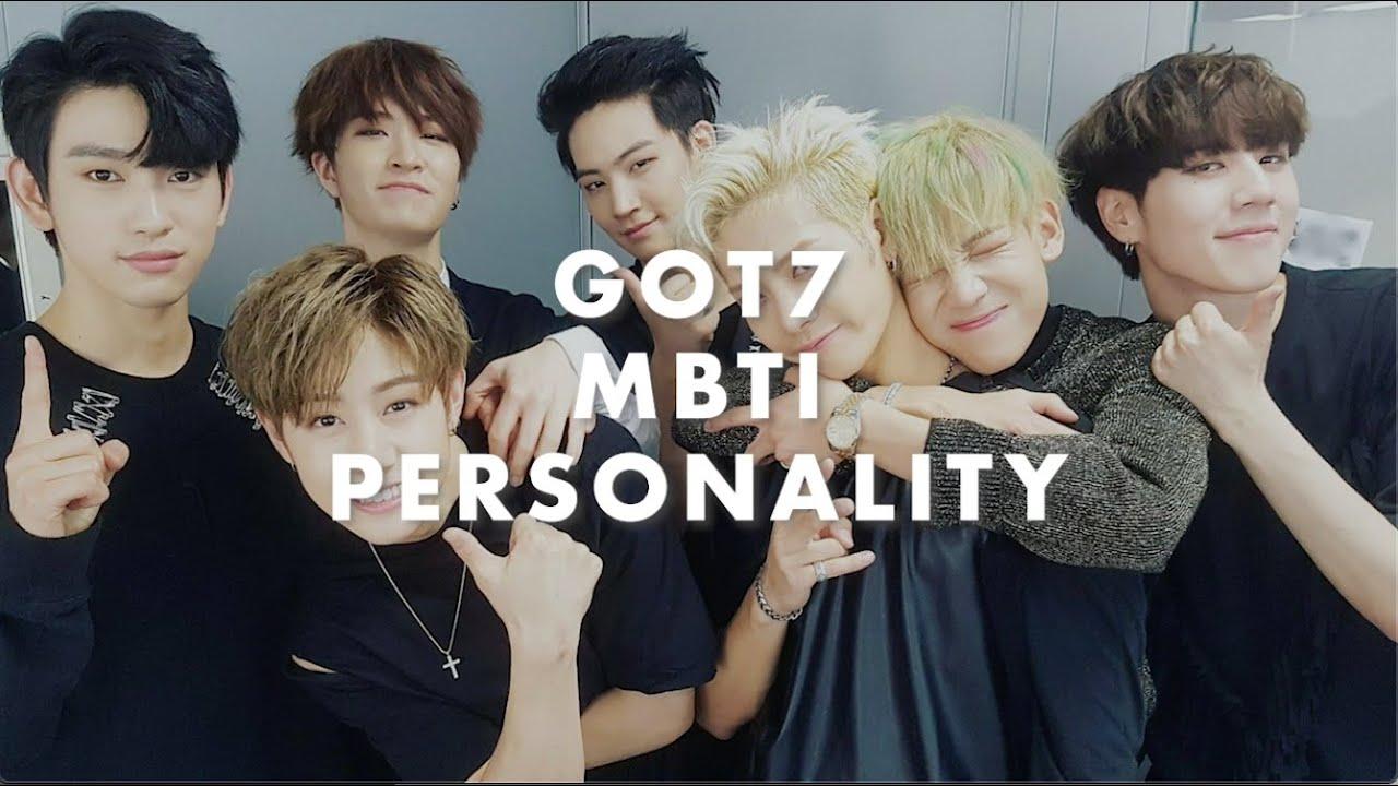 (ENG SUB) GOT7 MBTI Personalities