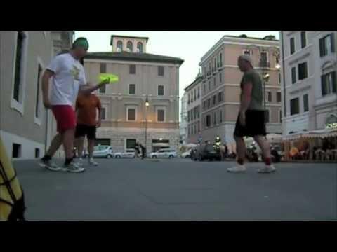 Frisbee Freestyle Roma Urban Jam 11/05.m4v