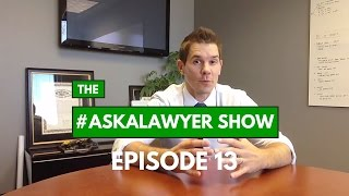 #AskALawyer 013: Boat Accidents and Insurance