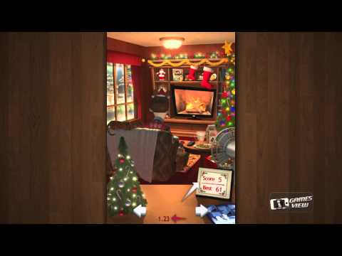 Office Jerk Holiday Edition - IPhone Gameplay