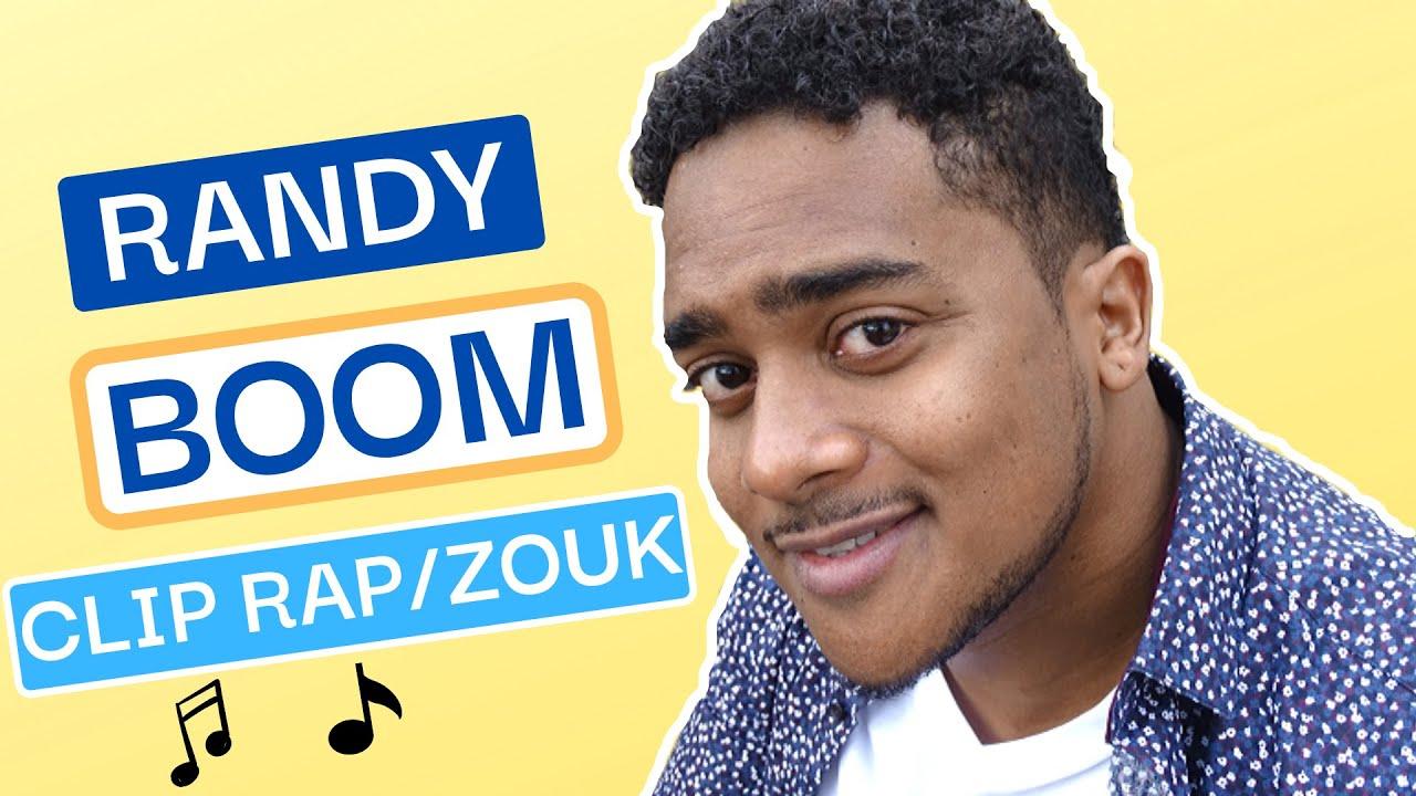 Randy - BOOM (Clip Rap & Zouk) ⭐Titre GRATUIT à télécharger⭐.