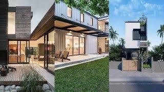 Awesome Modern Farmhouse Exterior Design Ideas in 2019