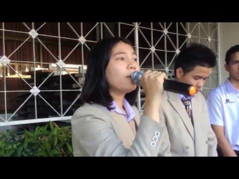 ร้องเพลงให้พ่อฟัง ชมพู่ 2BN1 Idol#4