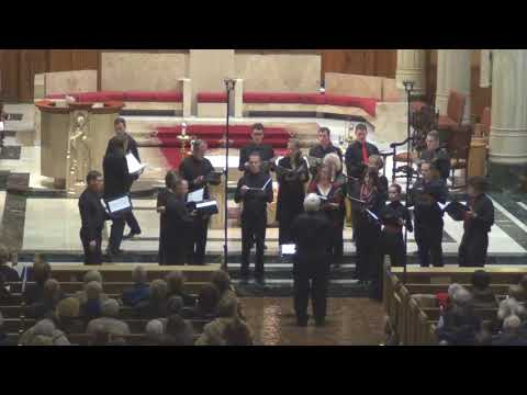 O virgo splendens, Anonymous 14th-century Spanish, sung by Quire Cleveland, dir. Ross W. Duffin
