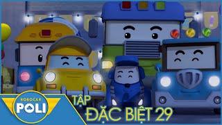 Robocar POLI - POLI Và Các Bạn - Tập Đặc biệt 29: Đội Xe Cứu Hộ | Phim Hoạt Hình Hay Đặc Sắc