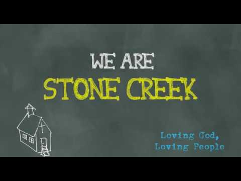 We Are Stone Creek   I Will Not Take These Things For Granted   03 13 2016