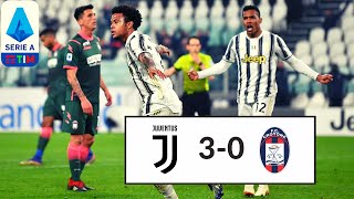 Highlights Juventus vs Crotone | Serie A Italy 2021