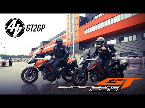 Austrian MotoGP Special | Super Duke GT to GP | EP01