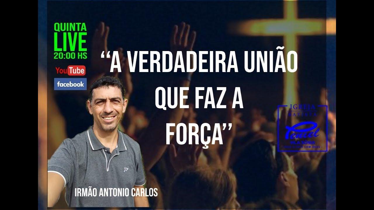 """""""A Verdadeira Uniao que Faz a Força"""" António Carlos"""
