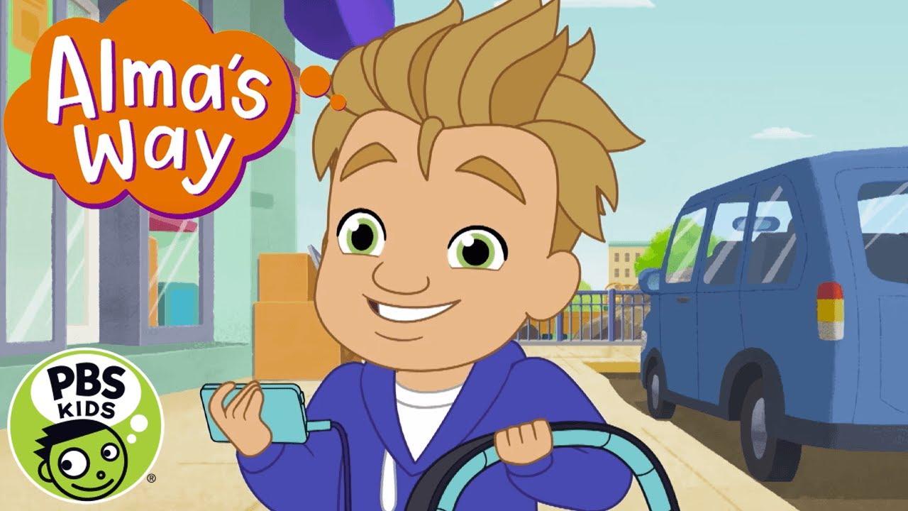 Meet Lucas! | NEW SHOW Alma's Way | PBS KIDS