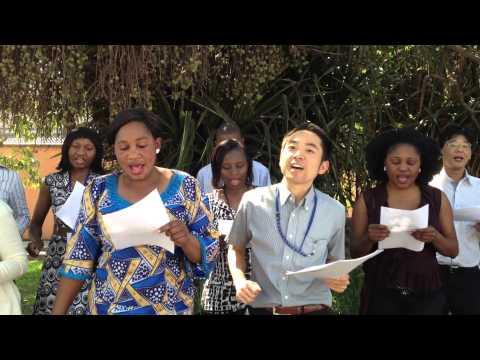Tiyende Pamodzi JICA Zambia Office