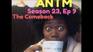 """America's Next Top Model Season 23 Episode 9 """"The Comeback"""""""