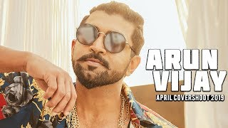 Arun Vijay Covershoot   Provoke Exclsuive