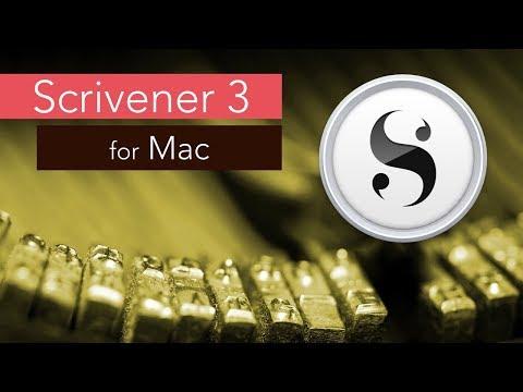 Scrivener 3 for Mac: New Features
