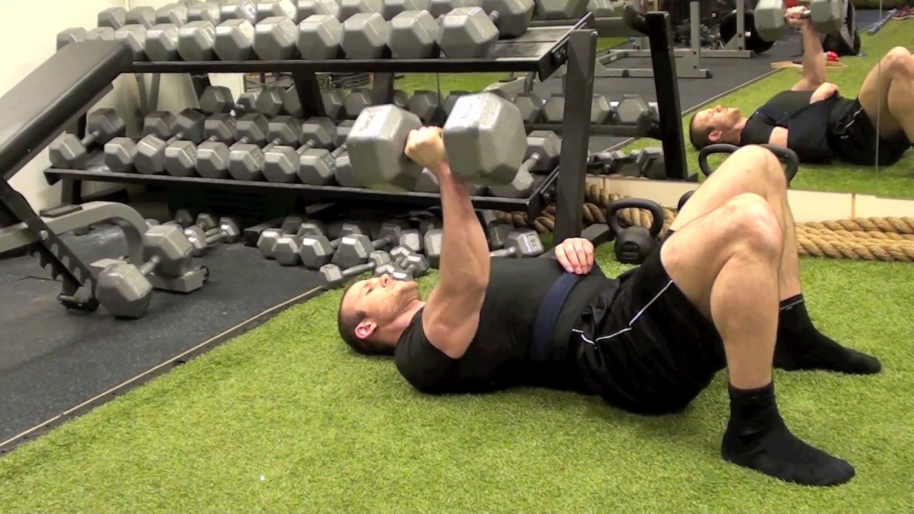 trening etter hofteprotese