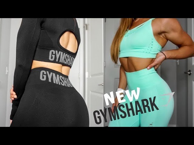 NEW GYMSHARK! Squat Proof??? Fall Colors?! | LAUREN FINDLEY