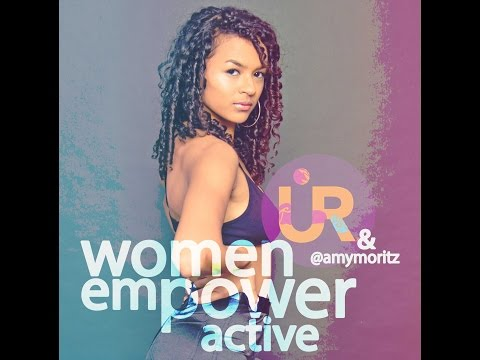 Women Empower Active: When Art and Athleticism Meet with Cin