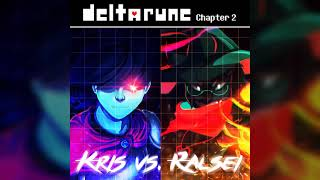 DELTARUNE Chapter 2 OST | Kris Vs. Ralsei (+13)